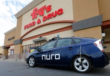 Kroger begins testing driverless grocery deliveries