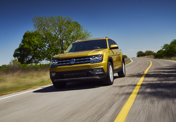 Volkswagen Atlas, Passat recalled over loose brake parts