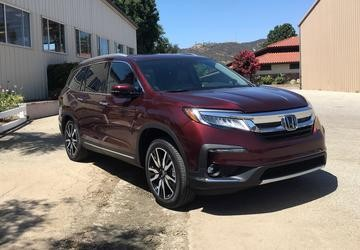 2019 Honda Pilot: This full-size SUV's capability may surprise you [First Look]