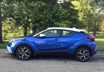2018 Toyota C-HR: Must love quirk